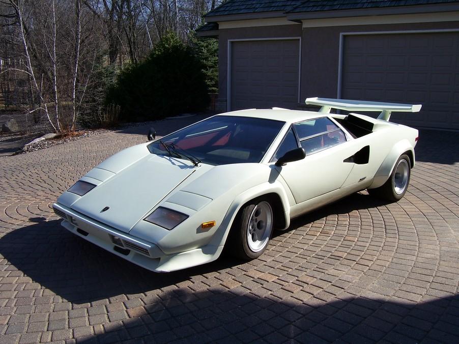 1980 Lamborghini Countach Lp4000 S - Lamborghini