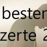 Die besten Konzerte 2015