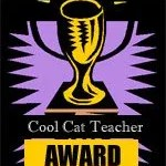 Online Connections Course gets a Cool Cat Teacher Award