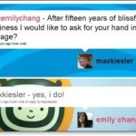 "IF U Marry Me – I'll be ""a-twitter"" — Twitter's First Marriage Proposal"