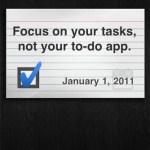 My Favorite 3 Productivity Apps for the iPad: Corkulus, 2Do, Next Thing