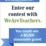 Submit a personal finance lesson plan or tip to win a $3,500  grant and a tax prep discount