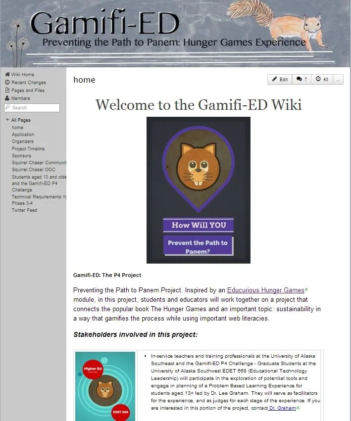 The Gamifi-ED project will gamify education and let students cocreate together