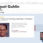 Miguel Guhlin: 7 Tactics for Surviving Transition