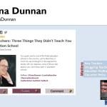 3 Things You Didn't Learn in Ed School with Dana Dunnan