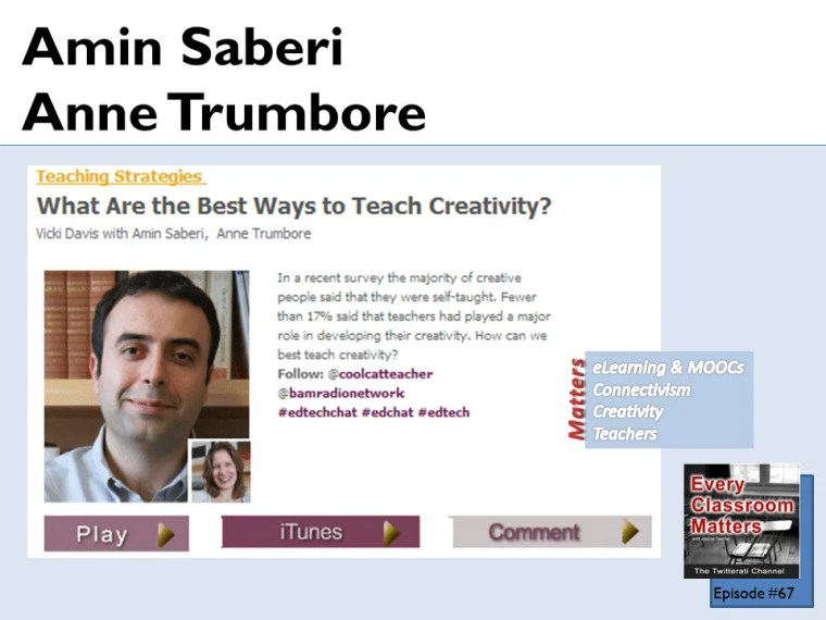 Creativity Course from Tina Seelig using NOvoEd