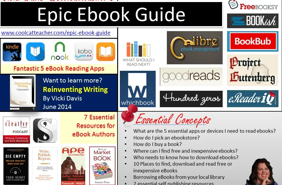 The epic ebook guide fandeluxe Gallery