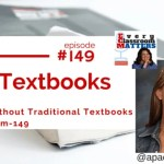 ECM #149 OER: Teaching Without Traditional Textbooks