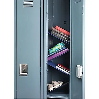 These floating locker shelves are going in my 8th graders locker. When I saw them, I was wondering why no one ever thought of this before. ;-)