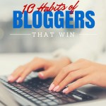 """FREE: """"10 Habits of Bloggers that Win"""""""