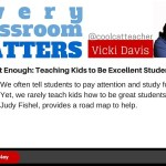 Study Tips: Teaching Kids to Be Excellent Students