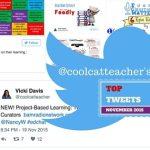Top Education Tweets of November 2015