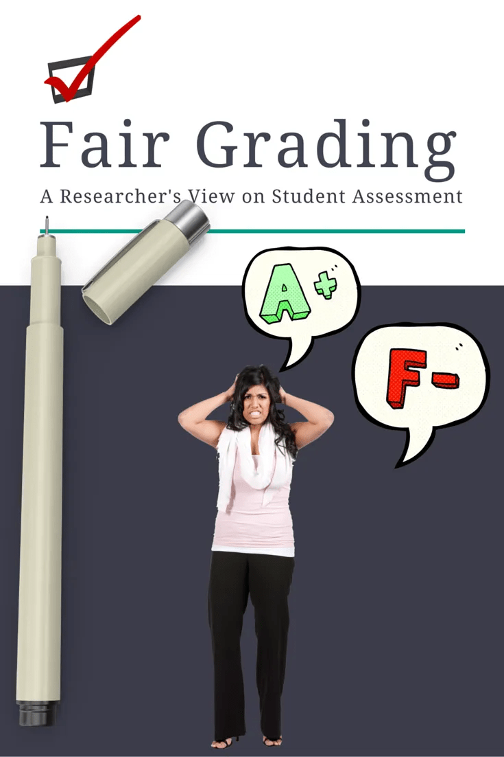 Fair Grading according to research