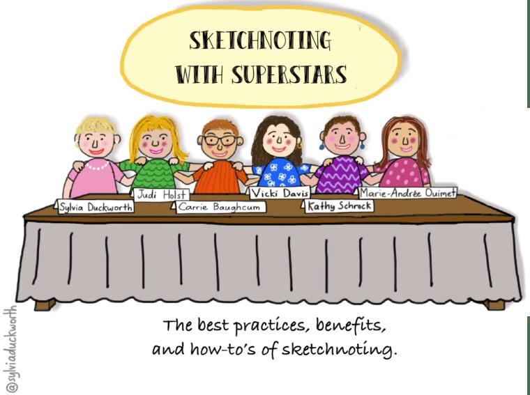 IST 2016 Sketchnoting Panel