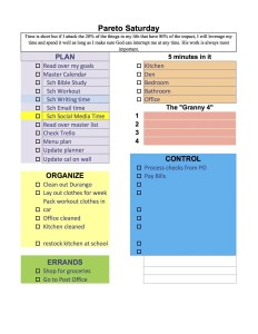 Customizable weekly planning forms. I use these on Saturdays to plan the week ahead.
