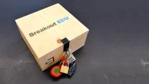 Breakout EDU Box