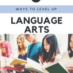 5 Ideas to Level Up Language Arts #5ideaFriday