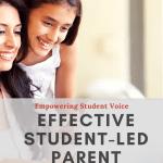 Effective Student-Led Parent Conferences