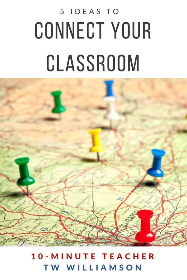 connect your classroom to the world