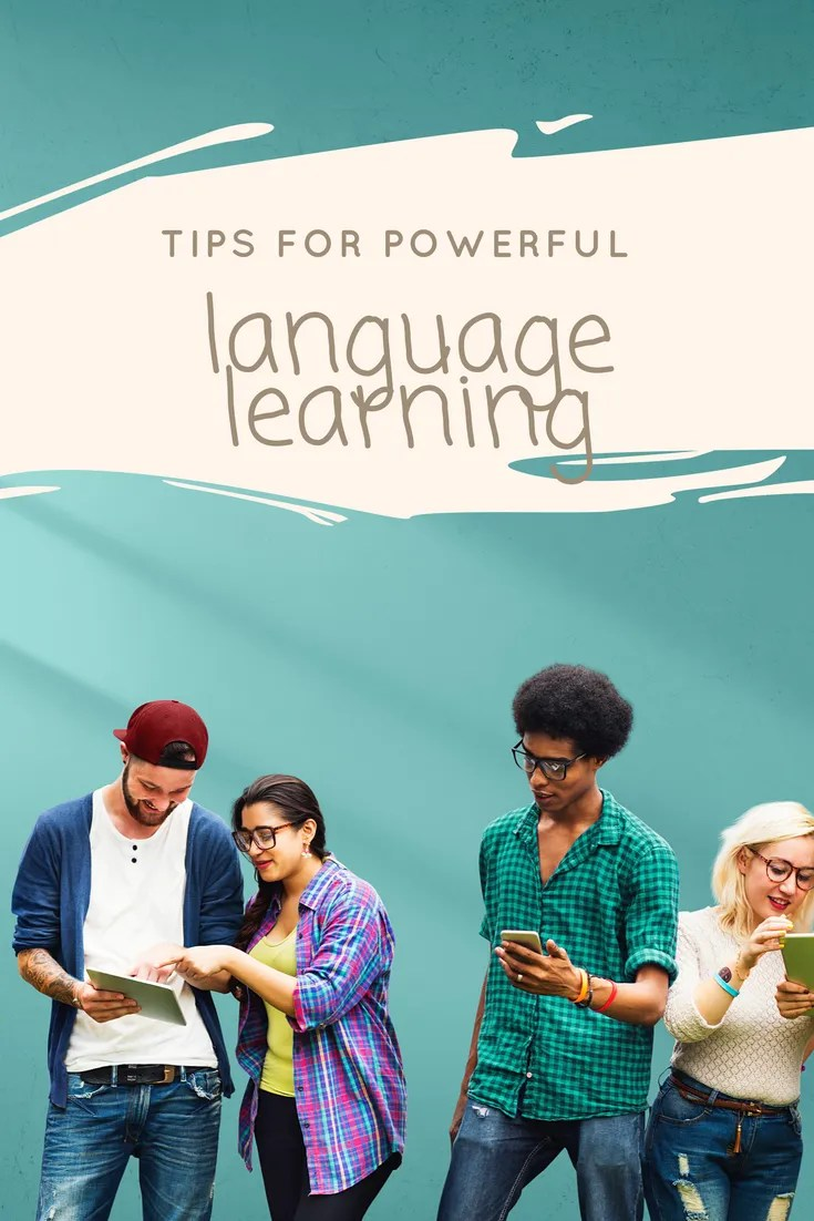 powerful language learning
