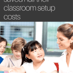 How One District Saved Half of their Usual Classroom Setup Costs