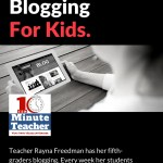 Epic Classroom Blogging with Elementary Students