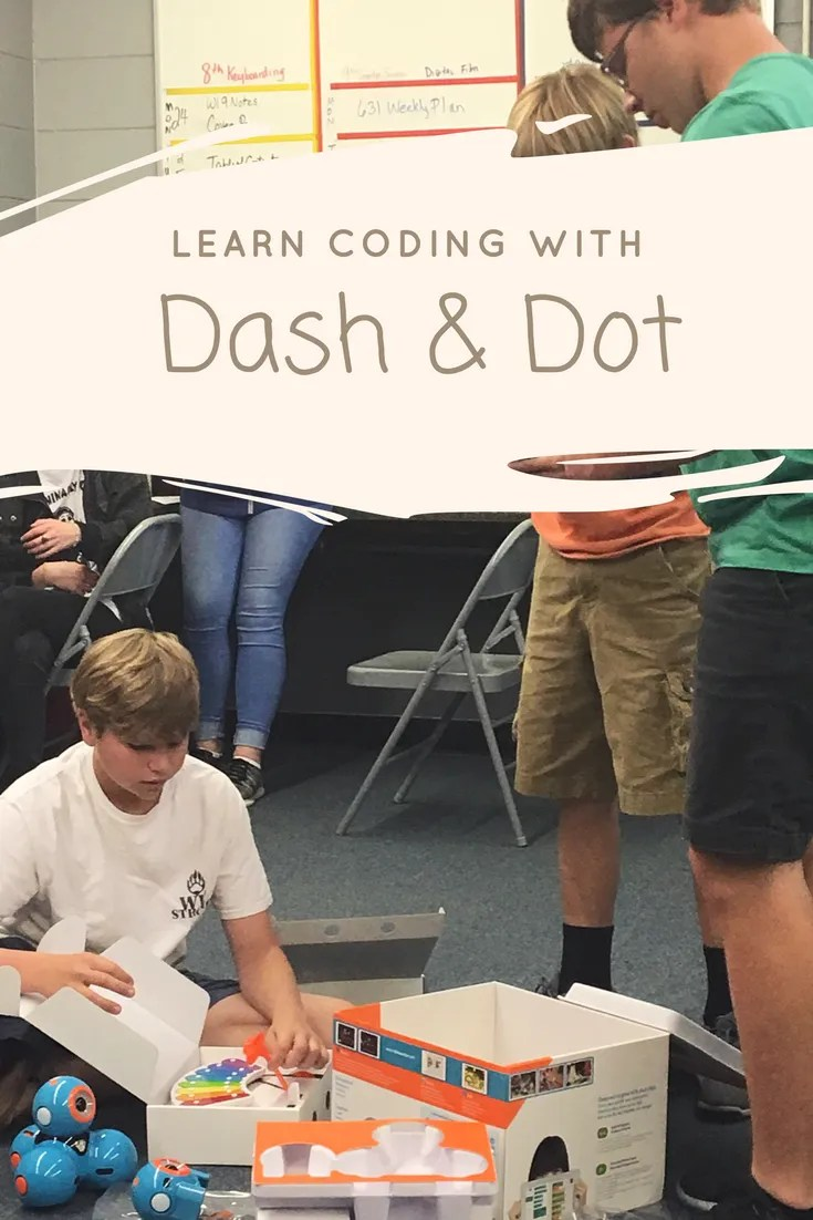 Help Kids Learn to Code with Dash and Dot from Wonder Workshop