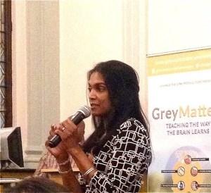 Ramona persaud Grey Matters documentary