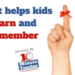 How Do Kids Learn and Remember? #motivationMonday