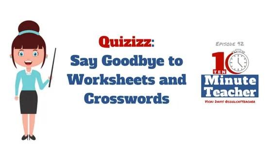 quizizz how to teach vocabulary
