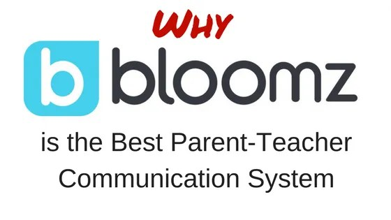 bloomz best parent teacher communication system
