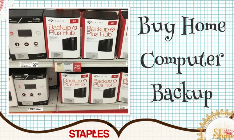 Fall is a great time to buy a backup hard drive for your home computer. If you have one, now is the time to check to make sure it is working.