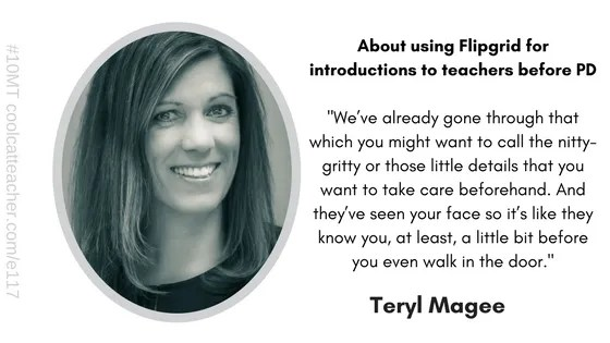 teryl magee flipgrid