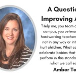A Terrible Thing Happened on Awards Day: Here's What I'm Doing About It with Amber Teaman