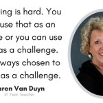 What 41 Years of Teaching Taught Me with Karen Van Duyn