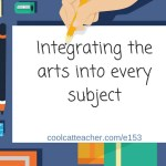 Integrating the Arts into Every Subject