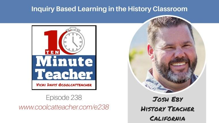 Josh eby history teacher california