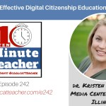 Effective Digital Citizenship Education
