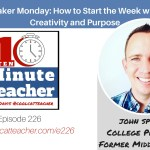 Maker Monday: Start the Week with Creativity and Purpose