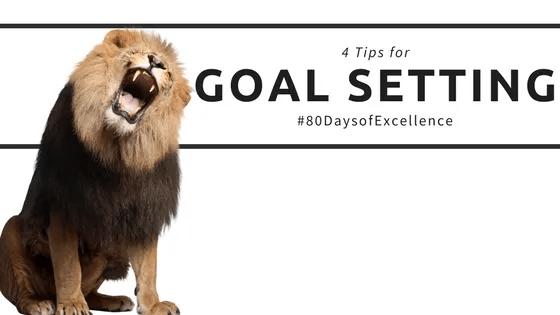 tips for goal setting