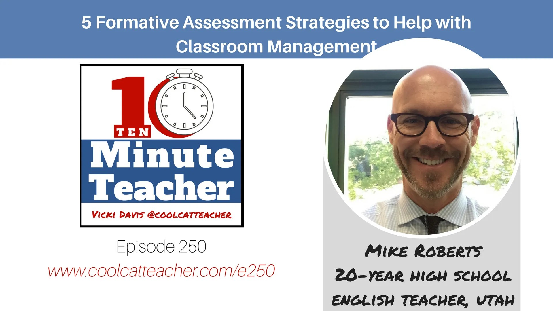 5 Formative Assessment Strategies To Help With Classroom Management Coolcatteacher