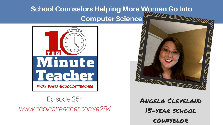 angela cleveland women computer science