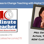 5 Ideas to Change Teaching with Digital Tools