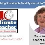 5 Ways to Bring Sustainable Food Understanding into Your School