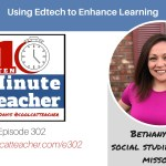 Bethany Petty: Using Edtech to Enhance Learning