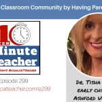 Building a Classroom Community by Having Parent Parties