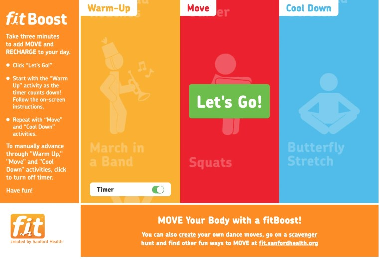 fit4life health and fitness lesson plans