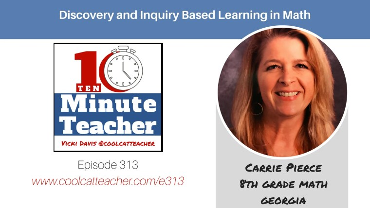 discovery and inquiry based learning math