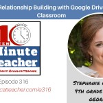 ACE Mentor Relationship Building with Google Drive and Google Classroom