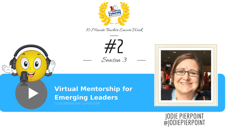 334 Jodie Pierpoint virtual mentorship emerging leaders